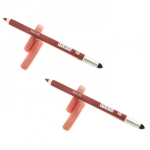 True Lips Lip Liner Smudger Pencil Duo Pack