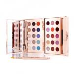 Glamour Eye & Lip Palette (15XEye Shadow, 5xLip Gloss, 10xLipstick, 1xApplicator)