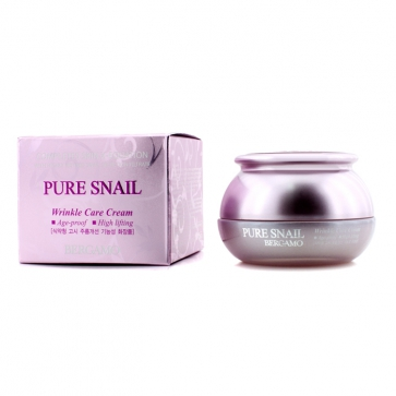 Wrinkle Care Cream - Pure Snail (Age-Proof / High Lifting)