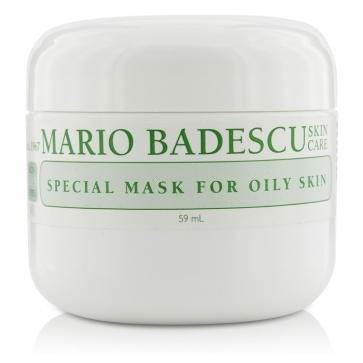 Special Mask For Oily Skin