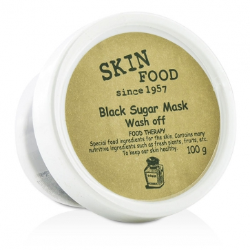Black Sugar Mask - Wash Off Mask