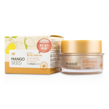 Mango Seed Glow Date-Prep Butter (Prep Skin For Makeup)