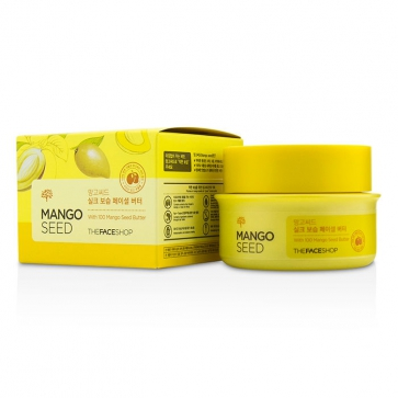 Mango Seed Silk Moisturizing Facial Butter (36-Hour-Long Moisturization)