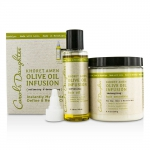 Khoret Amen Olive Oil Infusion Kit: Hair Oil 60ml + Hair Smoothie 226g