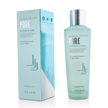 Clinical Solution Pore Powder In Toner