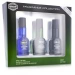 Brut Cologne Spray Coffret: Azul + Special Reserve + Titan