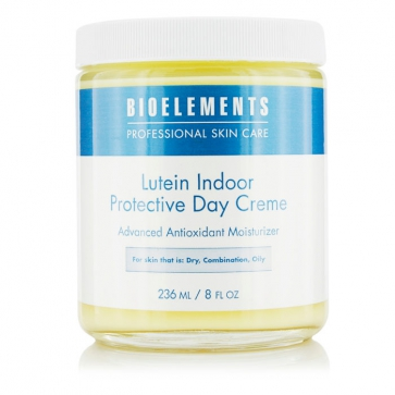 Lutein Indoor Protective Day Creme (Salon Size, For Dry, Combination & Oily Skin)
