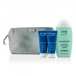 Aquasource Set: Instant Hydration Toning Lotion 125ml + Hydrating Jelly 2x20ml + Bag