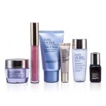 Travel Set: Makeup Remover 30ml + Micro Essence 30ml + Advanced Time Zone Cream 15ml + ANR II 7ml + Makeup #36 + Lipgloss #09