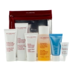Take-Off Essentials Set: Facial Cleanser + HydraQuench Cream + Beauty Flash Balm + Body Lotion + Hand Cream + Eye Gel