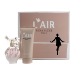 LAir Coffret: Eau De Parfum Spray 50ml/1.7oz + Silky Body Lotion 100ml/3.4oz