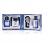 The 4 Elements Of The Perfect Shave - Ocean Kelp (Pre Shave Gel+ Shave Crm+ A/S Lotion+ Brush)