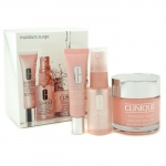 Moisture Surge Set: Cream 75ml + Eye Gel 15ml + Face Spray 30ml