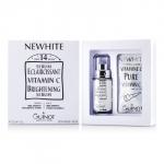 Newhite Vitamin C Brightening Serum (Brightening Serum 23.5ml/0.8oz + Pure Vitamin C 1.5g/0.05oz)