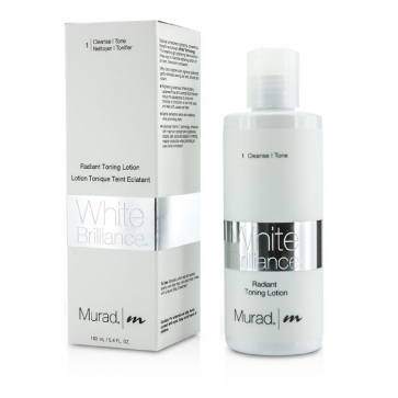White Brilliance Radiant Toning Lotion