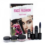 BareMinerals Face Fashion Collection - The Look Of Now Pretty Wild (Blush + 2x Eye Color + Mascara + Lipcolor)