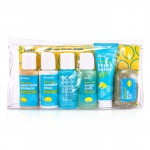 Lemon & Sage Sinkside Six Pack: Body Butter+Soapy Sap+Shampoo+Conditioner+Face Wash+Soap