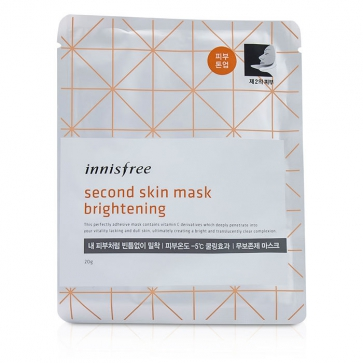 Second Skin Mask - Brightening