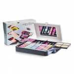 MakeUp Kit G1697-1: (25x EyeShadow, 4x Compact Powder, 6x Blusher, 6x Lipgloss, 1x Mascara....)