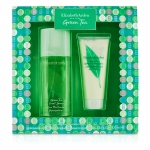 Green Tea Coffret: Eau Parfumee Spray 100ml/3.3oz + Body Lotion 100ml/3.3oz