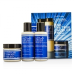Cupuacu Anti-Frizz Collection 3-Piece Starter Kit: Shampoo 60ml + Conditioner 60ml + Hair Mask 60ml