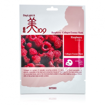 Day Light & Mi 109 Essence Mask - Raspberry Collagen