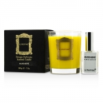 Scented Candle - Mandarine (with Room Frangrance Spray 15ml/0.5oz)