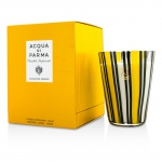 Murano Glass Perfumed Candle - Tiglio (Linen)