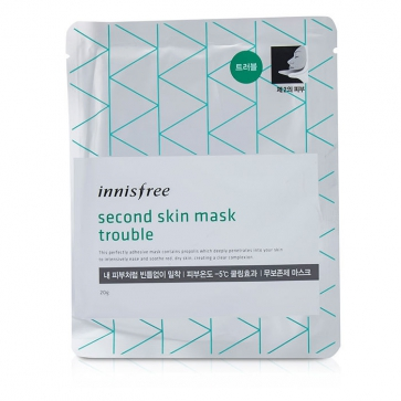 Second Skin Mask - Trouble