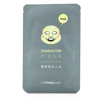 Character Mask - Dragon