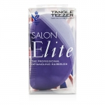 Salon Elite Professional Detangling Hair Brush - # Purple Crush (For Wet & Dry Hair)