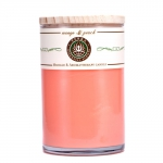 Massage & Aromatherapy Candle - Mango & Peach
