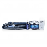Blue Therapy Set: Blue Therapy Cream SPF 15 50ml + Blue Therapy Serum 7ml + Biosource Micellar Water 30ml + Bag