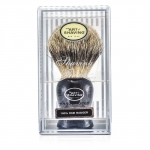 Fine Badger Shaving Brush - Black
