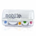 Mobile Travel Kit: Cleanser 60ml/2oz+Transport 14 Pads+Serum 10ml/0.33oz+A-Bomb 14g/0.5oz+Double Defense 30g/1oz