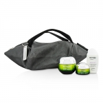 Skin Best X Mandarina Duck Coffret: Cream SPF15 N/C 50ml + Night Cream 15ml + Biosouce Cleansing Water 30ml + Handle Bag