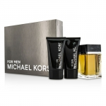 Michael Kors Coffret: Eau De Toilette Spray 125ml/4oz + After Shave Balm 75ml/2.5oz + Body Wash 75ml/2.5oz
