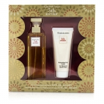 5th Avenue Coffret: Eau De Parfum Spray 125ml/4.2oz + Moisturizing Body Lotion 100ml/3.3oz