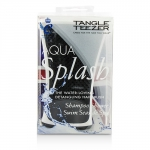 Aqua Splash Detangling Shower Brush - # Black Pearl (For Wet Hair)