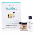 The Microdelivery Peel: Lactic/Salicylic Acid Activation Gel + Vitamin C Resurfacing Crystal