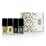 Tout Ensemble Gift Set: 4x Nail Lacquer (Georgette, Bijou, Chamonix, Motif)