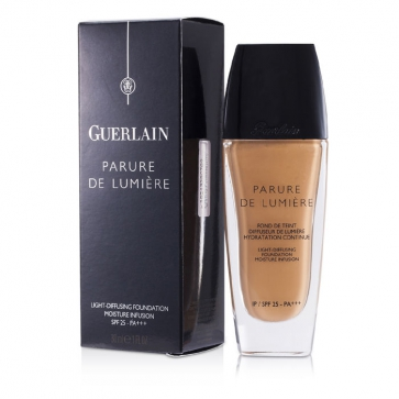 Parure De Lumiere Light Diffusing Fluid Foundation SPF 25 - # 23 Dore Naturel