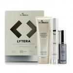 Lytera Skin Brightening System W/ Retinol Complex 1.0: AHA/BHA Cleanser  + Brightening Complex + Retinol Complex 1.0
