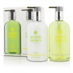 Puritas Hand Care Set: Fine Liquid Hand Wash 300ml/10oz + Soothing Hand Lotion 300ml/10oz