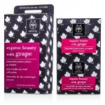 Express Beauty Anti-Wrinkle Eye Mask with Grape