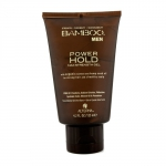 Bamboo Men Power Hold Max Strength Gel (For Strong Hair and Healthy Scalp)