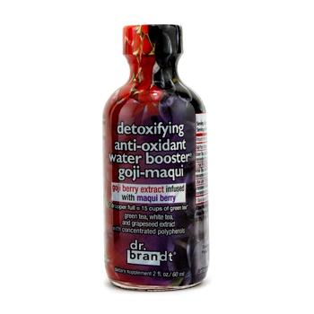 Добавка к воде с антиоксидантами и экстрактами ягод Gogi-Maqui 60мл/55г