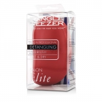 Salon Elite Professional Detangling Hair Brush - # Winter Berry (For Wet & Dry Hair)