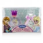 Disney Frozen Coffret: Eau De Toilette Spray 100ml/3.4oz + Bubble Bath 200ml/6.8oz