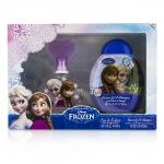 Disney Frozen Coffret: Eau De Toilette Spray 100ml/3.4oz + Shower Gel & Shampoo 300ml/10.2oz